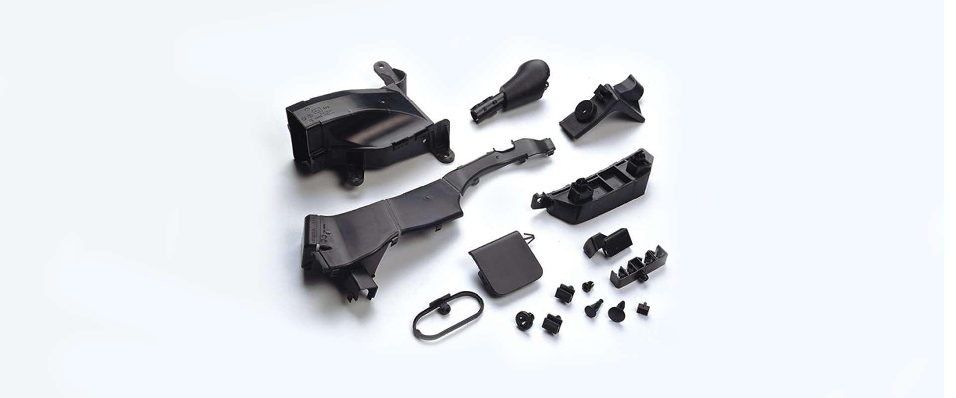 قطعات پلاستیکی خودرو